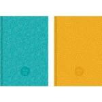 """Ежедневник BG, """"Duotone"""", ф.А5, 352 стр., ассорти, недатированный, матовая ламинация, арт. Ен5_7БЦ352_лам_вл 4037"""