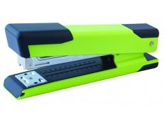 Степлер KANEX HDM-150 на 30 л., скоба №24/6, 26/6, ассорти неон