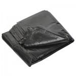 Мешки для мусора 120л., ПВД 70*110см., 40мкм, 50шт/уп., цв.черный, арт. ПЛ120 040