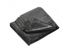 Мешки для мусора 120л., ПВД 70*110см., 40мкм.черн, 50шт/уп.