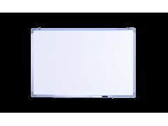 Доска магнитно-маркерная BRANDLAND белая, односторонняя, в алюминиевой раме, 45х60см, арт. A16-MW4560