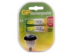 Аккумулятор GP AA (HR06) 1300mAh 2BL GP 130AAHC-2DECRC2
