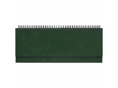 Планинг недатированный 56л., 330*130, БВ, зелёный, арт. ПН-БВ_14998