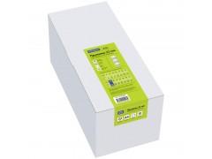 Пружины пластик D=22мм OfficeSpace, белый, 50шт., арт. PC7018