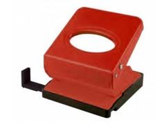 Дырокол KANEX 540 на 25л., цвет красный