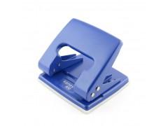 Дырокол KANEX 600 на 22л., цвет синий