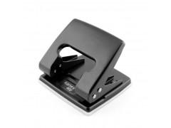 Дырокол KANEX 600 на 22л., цвет черный
