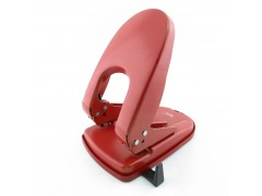 Дырокол KANEX KPD-60 на 55л., цвет красный