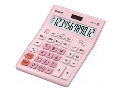 Калькулятор настольный Casio GR-12C-PK розовый 12-разр., арт. GR-12С-PK-W-EP