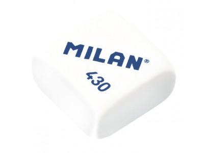 """Ластик Milan """"430"""", прямоугольный, синтетический каучук, 28*28*13мм, арт. CMM430"""