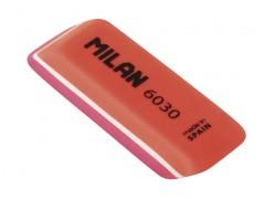 "Ластик Milan ""6030"", скошенный, ПВХ, 56*15*12мм, арт. CPM6030"