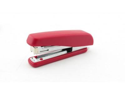 Степлер KANEX HD-45 (HS-45P) на 30 л., скоба №24/6, 26/6, цвет красный