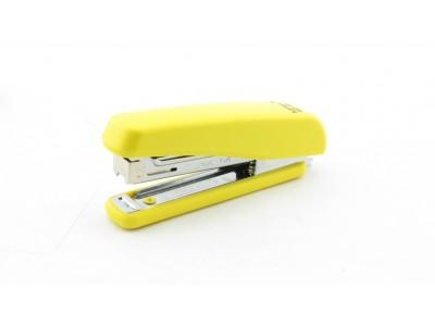 Степлер KANEX HD-45 (HS-45P) на 30 л., скоба №24/6, 26/6, цвет желтый