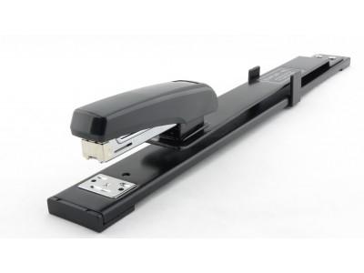 Степлер брошюровочный KANEX HD-45L на 30 л., скоба №24/6, 26/6, ассорти