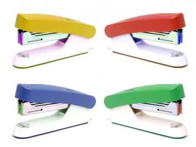 Степлер (20 листов) MOD-10 KANEX, цвет ассорти